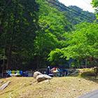 南原峡キャンプ場